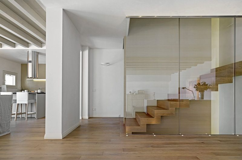 Sécurité des escaliers