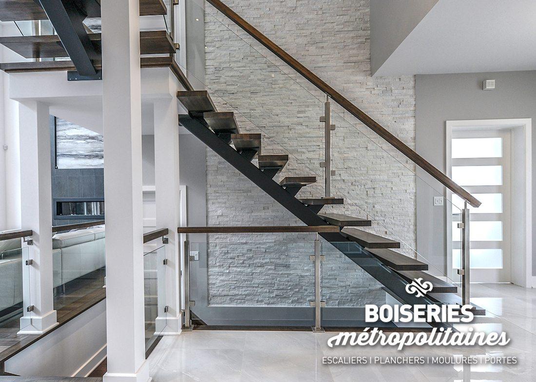 Escalier Dans La Maison escalier : la clé pour aménager votre escalier avec style
